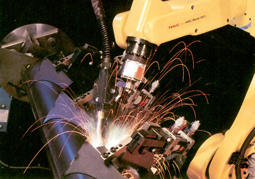 BOBALEE Hydraulics welding cell